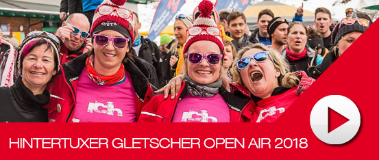 Hintertuxer Gletscher Open Air 2018